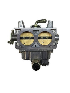 Generac 0K1588 OEM RV Two-Barrel Generator Carburetor - Generac 0F9035, 0G4612, 0K1588 Compatible - Replacement Part - AnyRvParts.com
