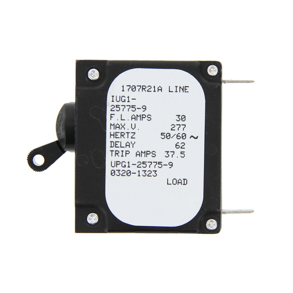 Onan 320-1323 OEM RV 30Amp Genuine Generator Circuit Flip Breaker - Original Replacement Parts - AnyRvParts.com