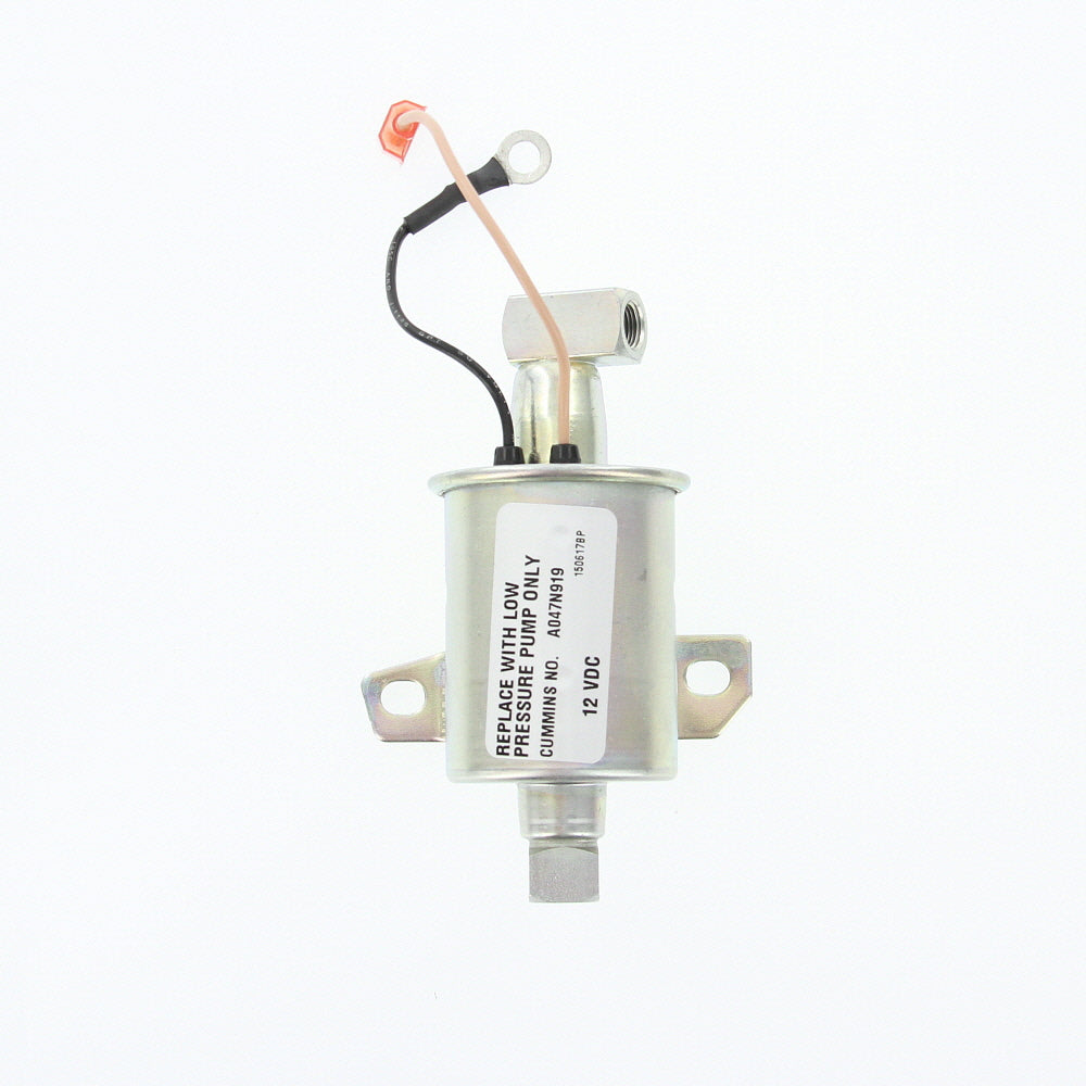 Onan A047N919 OEM RV Cummins Generator Fuel Pump - Replacement Part for Low-Pressure Pump Only - AnyRvParts.com