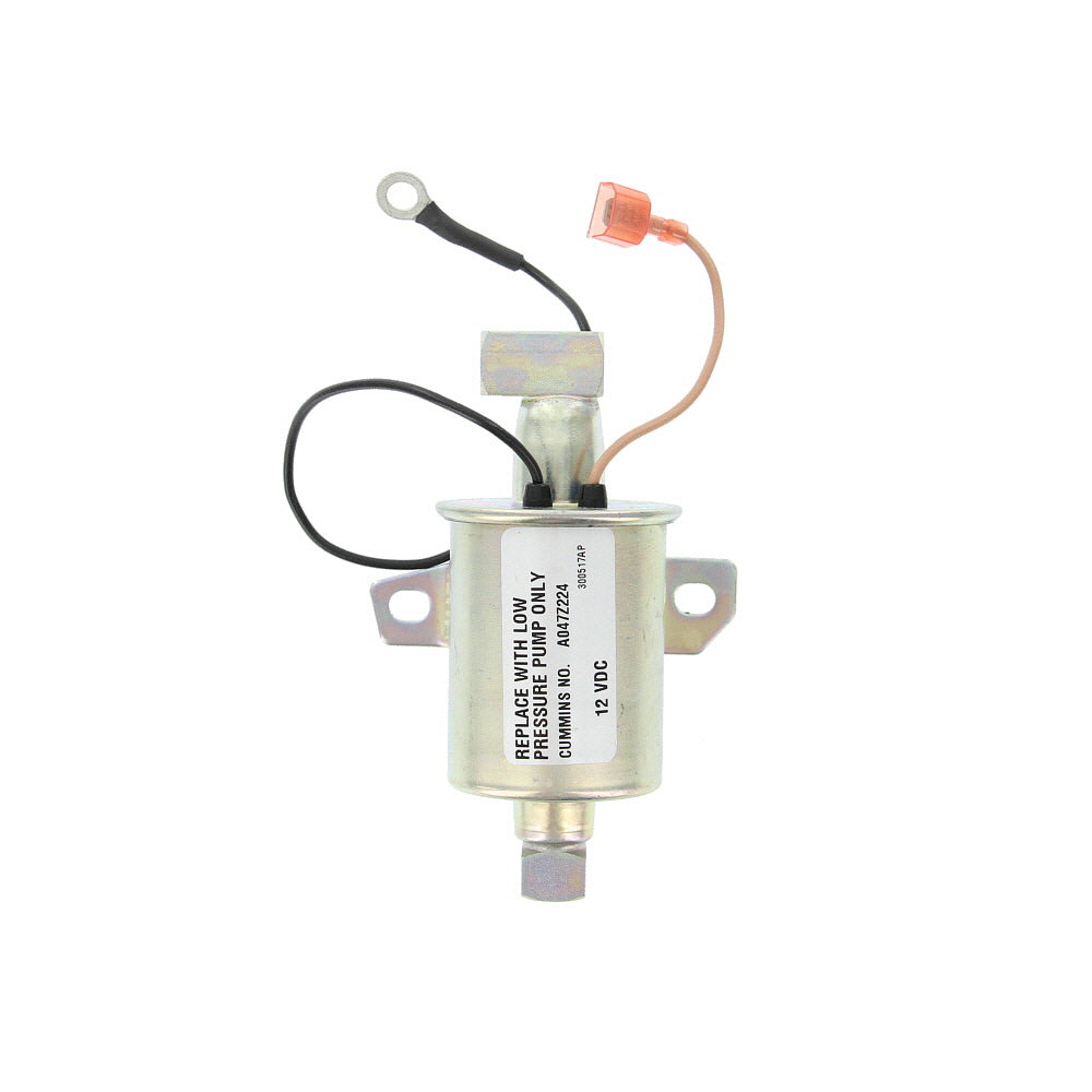 Onan A047Z224 OEM RV Cummins Generator Fuel Pump - Replacement Part for Low-Pressure Pump Only - AnyRvParts.com