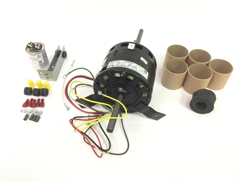 Dometic 3108706924 A/C Motor Kit with Capacitor and Bracket for Penguin AC Models (PWY) - AnyRvParts.com