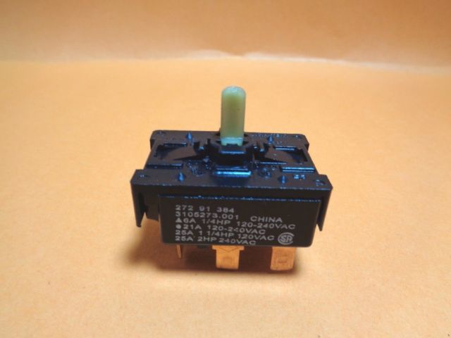 Dometic 3313107.025 Air Conditioner 8-Position Rotary Switch - AnyRvParts.com