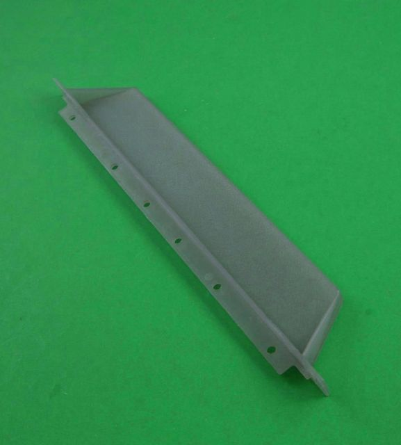 Fleetwood 113543 Smoke Screen Door Handle - AnyRvParts.com