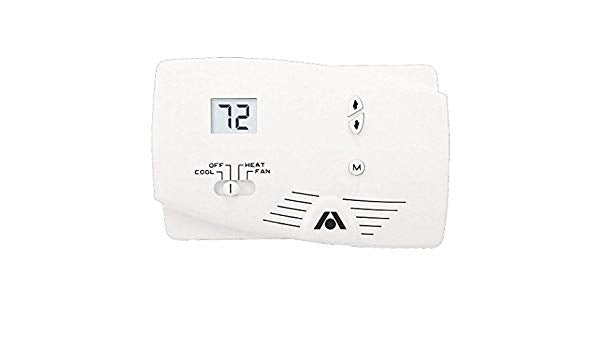 Atwood 38535 OEM RV Digital Thermostat - Comfort Level Control - LCD Display, Heat/Cool Function - AnyRvParts.com