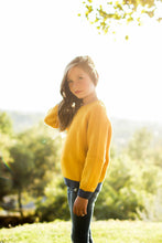 Load image into Gallery viewer, Mustard Sweater