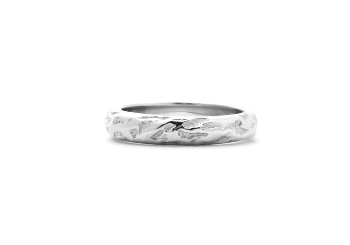 wedding band man white gold adventurer of the dunes