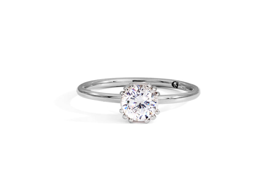 Le grand amour (moissanite)