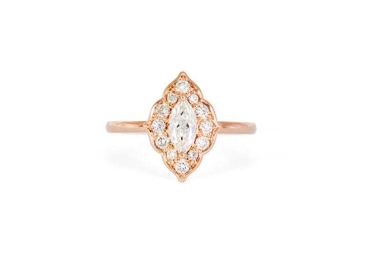 The beautiful vintage (moissanite)