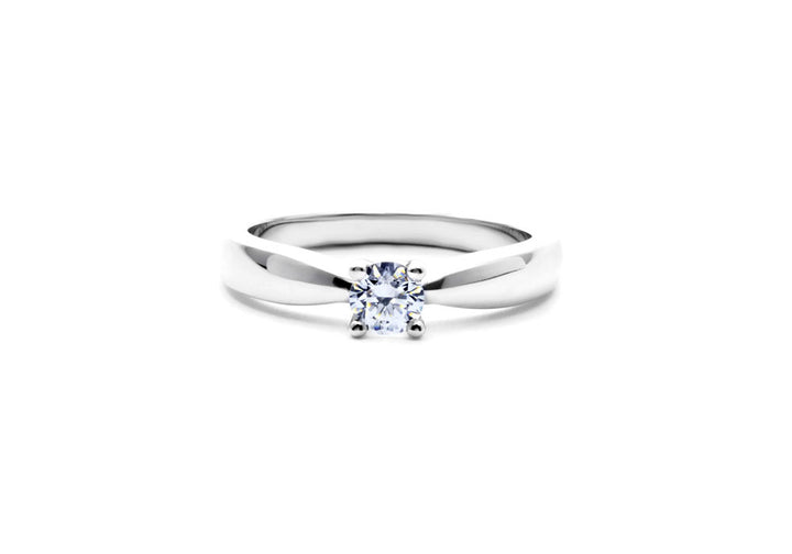 My soulmate (Moissanite)