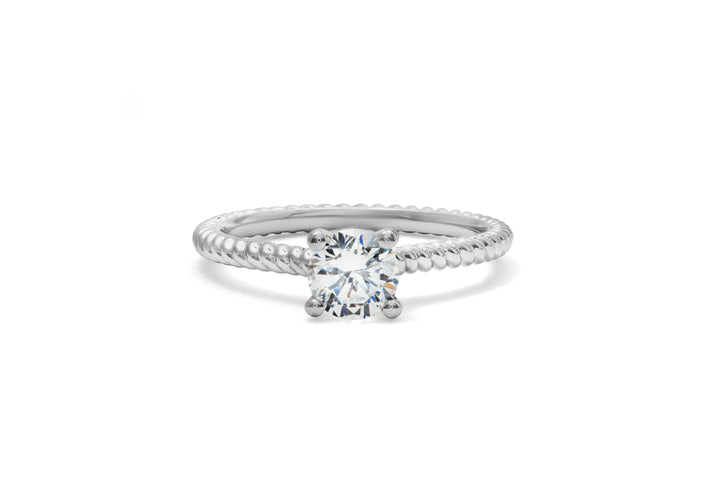 Let's do the twist (moissanite)