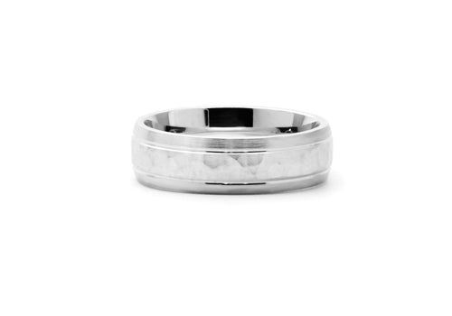 white gold ring comfort together that's all