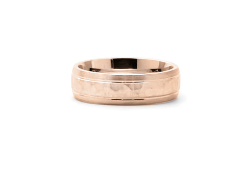 rose gold ring comfort set that's all