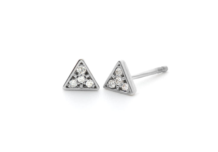 Triangle passe-partout diamants