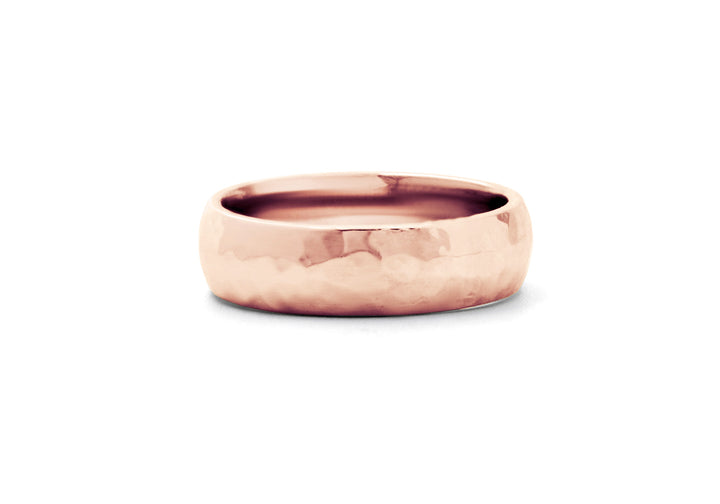wedding band man rose gold adventurer of the lakes