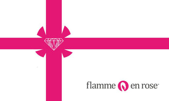 Montreal Flamme en rose gift card