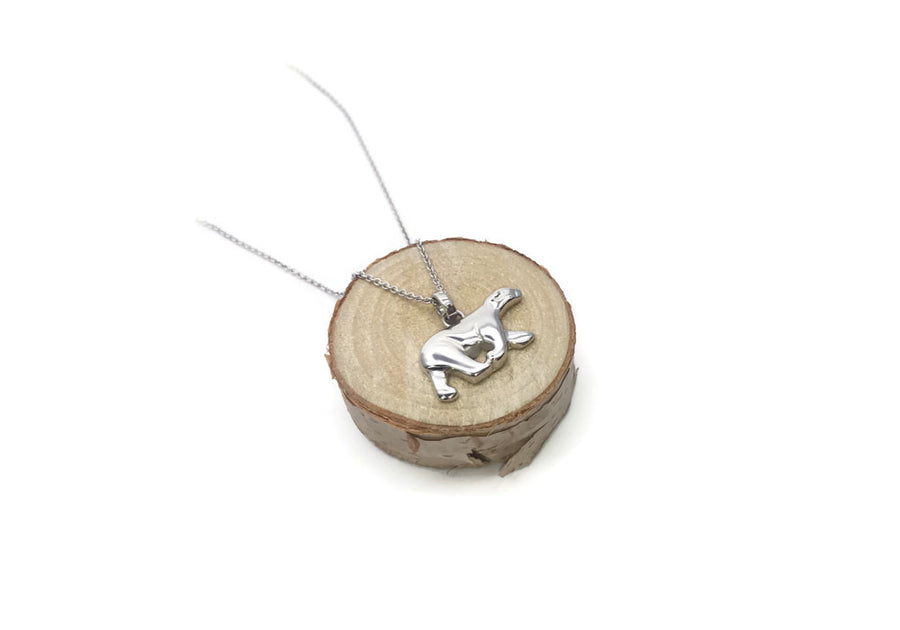 pendentif ours polaire grand nord du canada