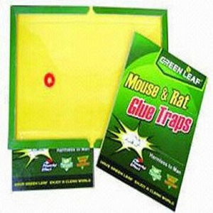 GREEN MICE GLUE TRAPS