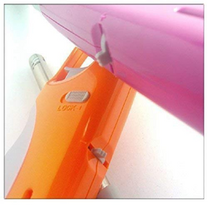 PLASTIC ADJUSTABLE FLAME & GAS REFILLABLE LIGHTER