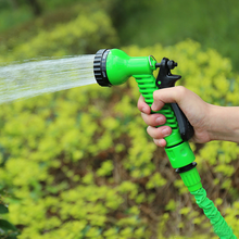 Load image into Gallery viewer, EXTRA-LONG EXPANDABLE GARDEN HOSE