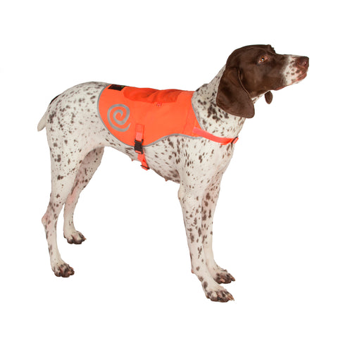 Ultra Paws Reflective Safety Vest Orange