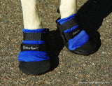 Cool Blue Dog Boots - 50% Off