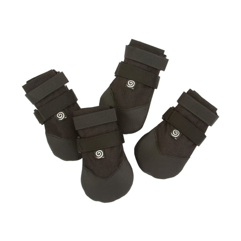Ultra Paws Rugged Dog Boots Black