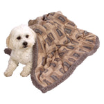 Ultra Paws My Blankie! T Bone Tan