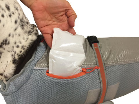Ultra Cool Coat Replacement Ice Packs
