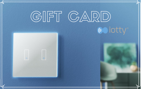 iotty Smart Home Gift Card