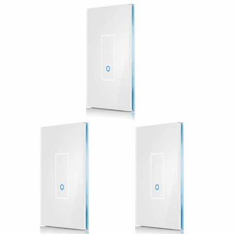3-Pack - Save 5% (Choose Size & Color) IottySmartHome (3) U1 White