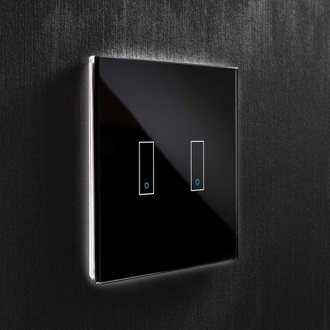 Iotty Smart Switch IottySmartHome U2 Black