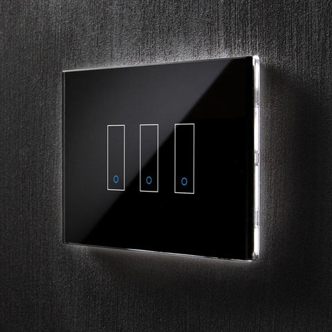 Iotty Smart Switch IottySmartHome U3 Black