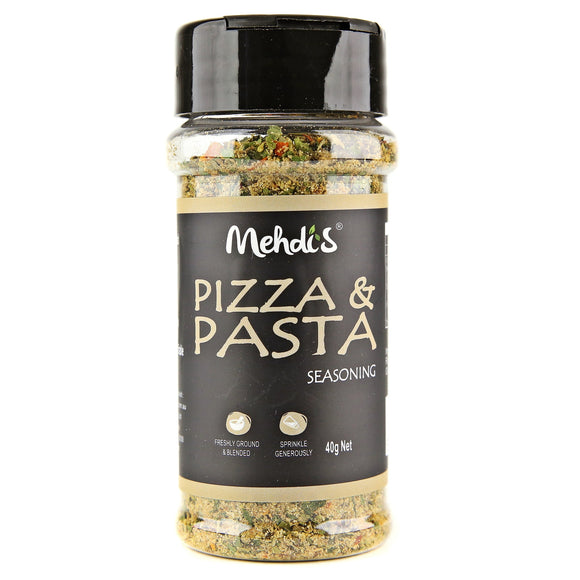PIZZA & PASTA SEASONING 40 g - seasonings