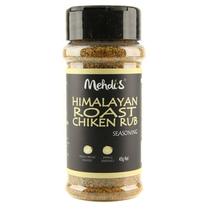 HIMALAYAN ROAST CHICKEN RUB 45 g - seasonings