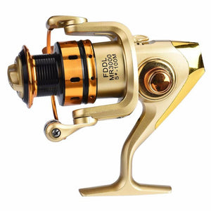 MR2000-MR7000 10BB Ball Bearing Right Left Handed Saltwater Freshwater Fishing Spinning Fishing Reel - Phishing The World