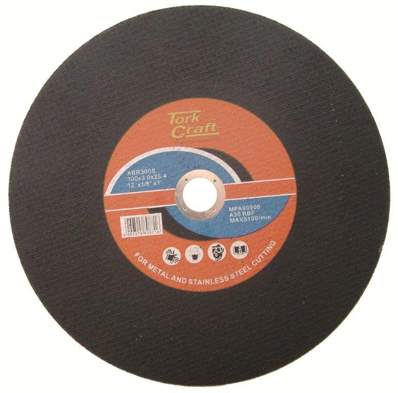 Cutting disc for steel 300mm