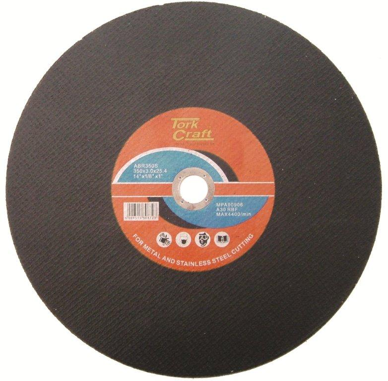 Cutting disc for steel 350mm