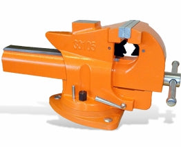 Pony Clamps - 5 Inch Quick-Release Bench Vise with Swivel Base