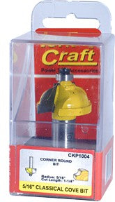 CKP1004 Classical Cover ROuter bit is display box