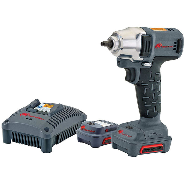 "Ingersoll Rand W1120-K2 1/4"" 12V Impact Wrench Kit - Power Tool Traders"