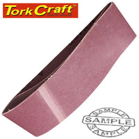SANDING BELT 64 X 406MM 240GRIT 2/PACK - Power Tool Traders