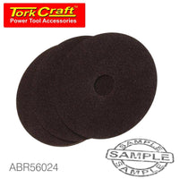 FIBRE DISC 180MM 24 GRIT BULK - Power Tool Traders
