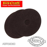 FIBRE DISC 180MM 60 GRIT BULK - Power Tool Traders