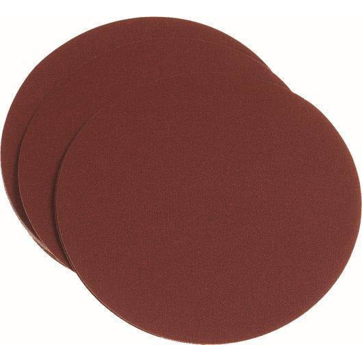 SANDING DISC VELCRO 125MM 120 GRIT NO HOLE BULK - Power Tool Traders