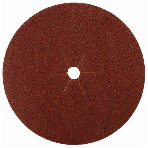 SANDING DISC 125MM 80 GRIT CENTRE HOLE 10/PK - Power Tool Traders