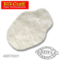 GLOVE SHAPE WOOL POLISHING BONNET - Power Tool Traders