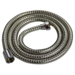 SHOWER  STAINLESS STEELTEEL HOSE – 1.8M - Power Tool Traders