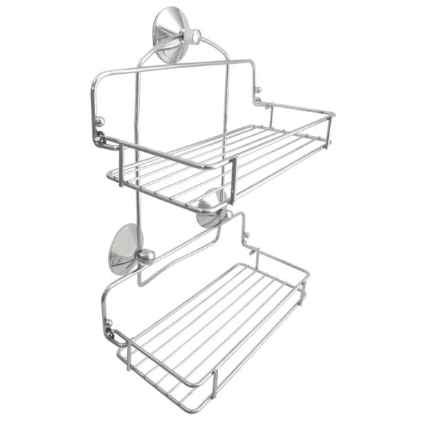 SHOWER CADDY 2 TIER W3088 - Power Tool Traders