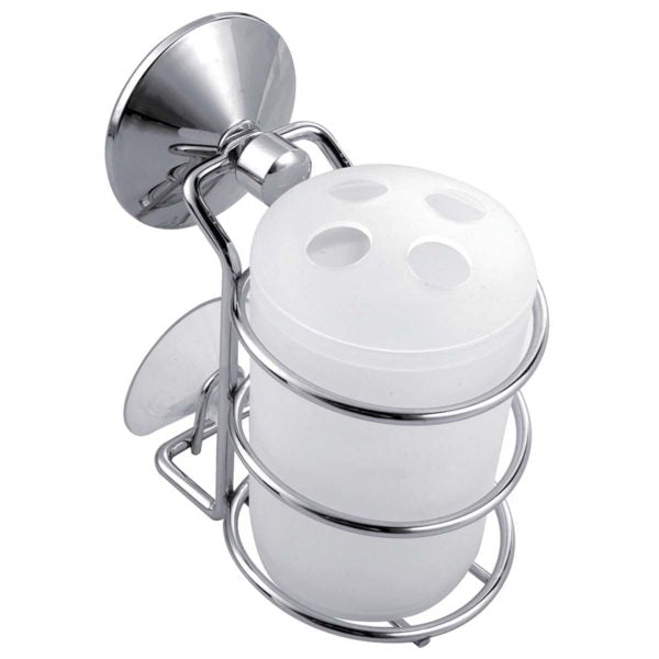 SUCTION CUP TOOTHBRUSH HOLDER - Power Tool Traders