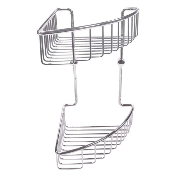 STAINLESS STEEL DOUBLE LAYER BASKET - Power Tool Traders
